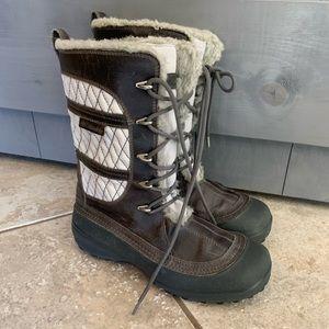 Columbia Omni-heat winter snow boots